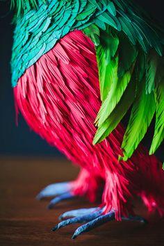 Coisas de Karol com K: Os Pássaros de Papel de Diana Beltran Herrera