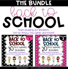 Back To School – Team Building – All About Me – First Day Of School Activities Worksheets Team Building Activities, Building Ideas, Building Games, Teamwork Activities, Classroom Procedures, School Classroom, Classroom Ideas, Classroom Management Plan, Physical Education Games