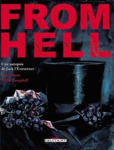 From hell, Une autopsie de Jack l'Éventreur
