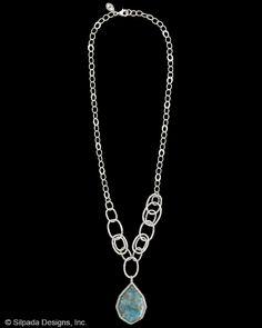 Adventure Seeker Necklace Jewelry by Silpada Designs Style