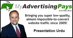 My Advertising Pays Presentation
