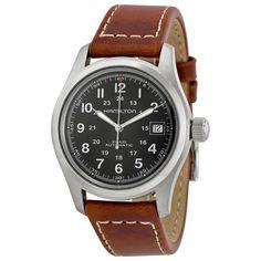 Hamilton Khaki Field Men's Watch H70455533 - Khaki Field - Hamilton - Shop Watches by Brand - Jomashop