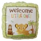 Lion King Welcome Little One Foil Balloon