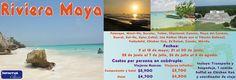 Descubre la Riviera Maya
