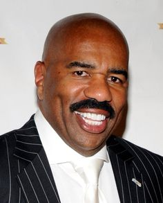 Steve Harvey's Mustache - Community Foundation of Grant County Family Feud, Stand Up Comedians, Richest Celebrities, Steve Harvey, Comedians, Steve, Mustache, Tv Shows, Celebrity Families