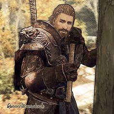 Ulfric Stormcloak / Jarl / Skyrim / Nord / The Elder Scrolls
