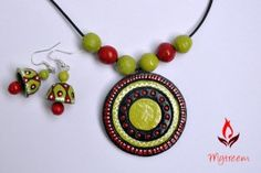 1869 Best terracotta jewellery images in 2018 | Diy jewelry, Fashion ...
