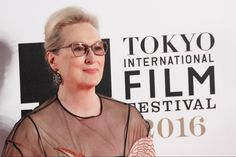 Meryl Streep To Receive Golden Globes' Cecil B DeMille Award