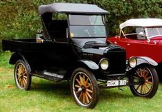 Ford Modelo T 1925 Pick-up