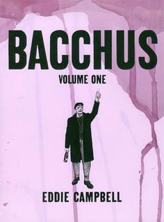 Eddie Campbell's BACCHUS is a true epic, spanning a decade of work, over a thousand pages, and several millennia of alcohol consumption. In BACCHUS, the visionary behind FROM HELL (with Alan Moore) and ALEC: THE YEARS HAVE PANTS presents his version of 'an American-style comic book,' filtered through his own brilliant, whimsical, and wide-ranging sensibility. With a fine blend of action, comedy, suspense, and an ear for a great story, BACCHUS brings the gods and myths of ancient Greece to…