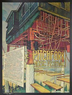 2015 Pitchfork Music Festival - Chicago, IL - by Jay Ryan & Landland
