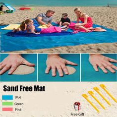 Sand Free Beach – storetrends