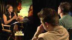 VIDEO: New Robert Pattinson, Guy Pearce and David Michôd interview with Movie Tickets MADE IN HOLLYWOOD: The Rover Interviews