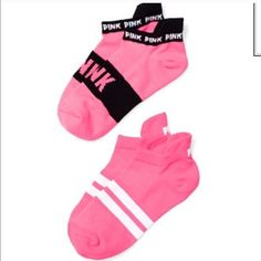 Victoria's Secret ankle socks new 2 pairs Brand new 2 pairs Victoria's Secret Accessories Hosiery & Socks