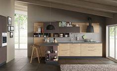 ESSENZA - Cucina Lube Moderna | Cucina, Beautiful kitchen and ...