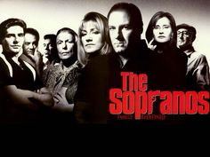 """""""The Sopranos"""". It was a soap opera, but a well-written one about a mob family (Family) in Jersey."""