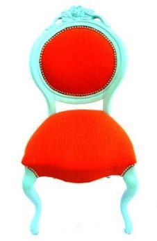 chair paint color