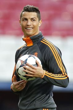 The rate at which he is performing this season, the 3rd Balon d'Or is on it's way. :D #ElClasico #MadridWinAsUsual