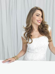 """Actress Sofia Vergara of """"Modern Family"""" is making her iPhone the remote control to the super smart home she's building."""