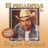 15 Pegaditas de Rogelio Martinez [CD]