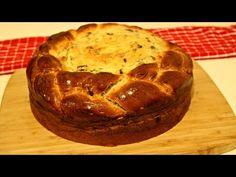 Pasca cu branza de vaci si stafide - Adygio Kitchen - YouTube Pastry And Bakery, Muffin, Bread, Breakfast, Kitchen, Youtube, Food, Videos, Honey
