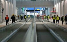 Istanbul Airport, Street View