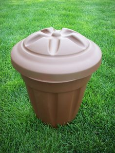 How To Make Your Own Dog Waste Composter Pinterest