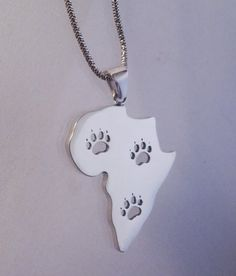 This item is unavailable Lion Paw, Silver Horse, Infinity Pendant, Leather Cord, Dog Tag Necklace, My Etsy Shop, Jewels, Unique Jewelry, Sterling Silver