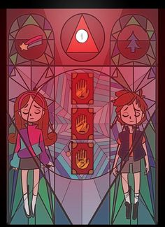 Find images and videos about gravity falls, mabel and dipper on We Heart It - the app to get lost in what you love. Dipper E Mabel, Mabel Pines, Desenhos Gravity Falls, Gavity Falls, Gravity Falls Fan Art, Reverse Falls, Billdip, Fall Wallpaper, Fall Pictures
