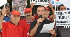 Mecidiyeköy protestoso