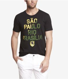 GRAPHIC TEE - SAO PAOLO | Express