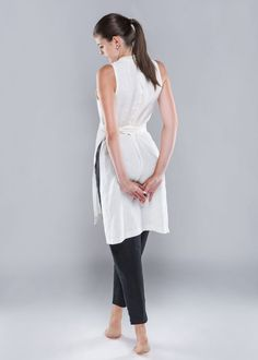 All about hemp tunic dress - made from 100% eco hemp. Ethical and sustainable. http://www.luc-i.com/