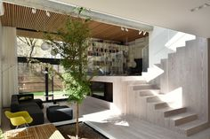 Gallery of Single family House - Tolstoi str. / Outline Architecture Office - 8