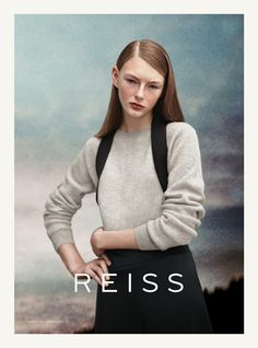"""REISS  """"This year marks the 40th anniversary of the British label Reiss, which was founded by David Reiss in 1971. The son of a city tailor, David Reiss has nurtured the brand into the directional and modern men's and womenswear that exists today in over 100 global sites..."""""""