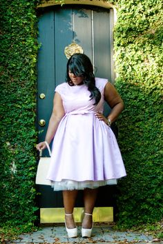 Tulle, Petticoat, Vintage Inspired, Women's Clothing, Plus Size Fashion, Musings of a Curvy Lady