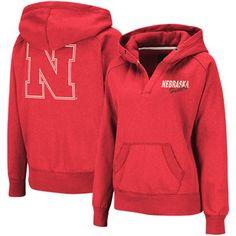 College Nebraska Cornhuskers Ladies Sweatshirts And Fleece