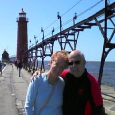 Michigan -- Grand Haven Lighthouse
