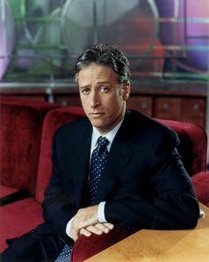 Jon Stewart - The Daily Show.  Its ironic that one of the most well-read and informed individuals in today's world is a comedian hosting a political satire show.  His message of universal tolerance and the absurdity of the modern world is delivered in a comedy bouquet of skits and commentary that takes entertainment to a new level of genius.