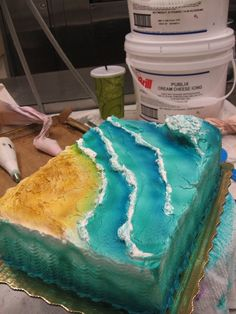 Ocean Cake 2 by *JNFerrigno on deviantART