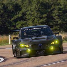 The original was dope, what can this track monster do? Subaru Rally, Subaru Cars, Rally Car, Jdm Cars, Subaru Impreza Sti, Wrx, Japanese Sports Cars, Street Racing Cars, Japan Cars