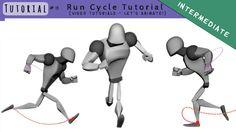 Run Cycle - Tutorial on Vimeo