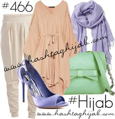 Hashtag Hijab Outfit #466