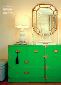 yes to dresser