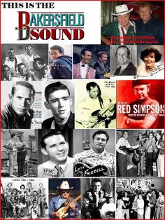 """The Bakersfield Sound """".we conceived this idea to create a website devoted to… Tehachapi California, Bakersfield California, Red Simpson, Buck Owens, Kern County, Music Pics, Great Bands, All Over The World, Musical Instruments"""