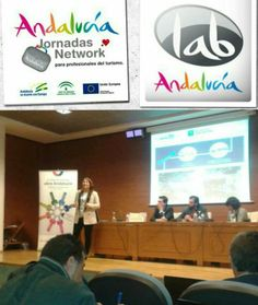 #AndaluciaLab participa en las Jornadas #Network  para los profesionales del #turismo #comercio y #pymes, en las ocho provincias andaluzas, con @Andalucía Network