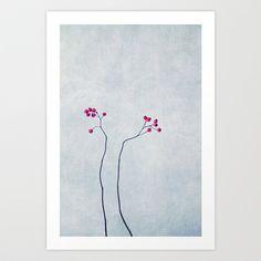swing Art Print by Claudia Drossert - $18.72