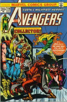 The Avengers #119