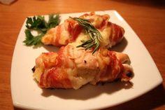 Куриные грудки с сыром моцарелла