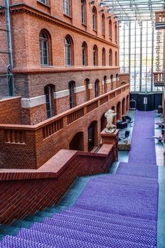 Blow Up Hall 5050, Poznan, Poland http://www.dnahotels.com/hotel/poland/greater-poland/poznan/blow-up-hall-5050