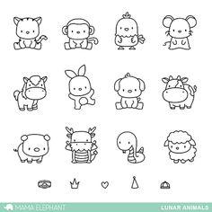 mama elephant | design blog: November Product Reveal!